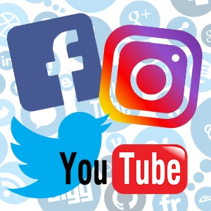 Op welke online platformen is de jeugd tegenwoordig te vinden?